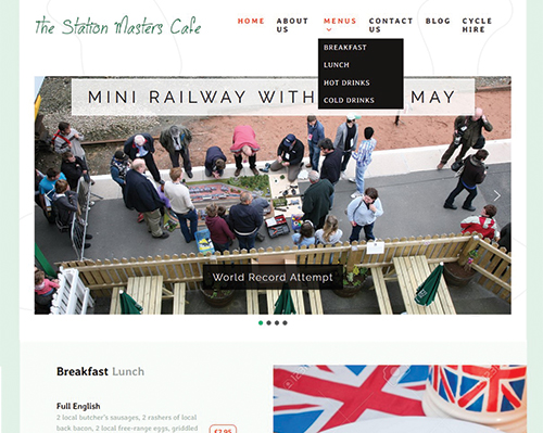 Station Masters Cafe
