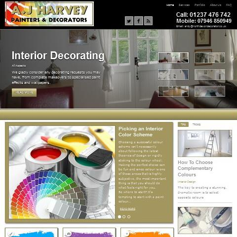 AJHarvey NorthDevonDecorators